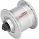 Shimano Nexus DH-C3000-3N naaf 3 Watt voor velgrem/snelspanner zilver